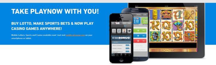 PlayNow Casino Mobile