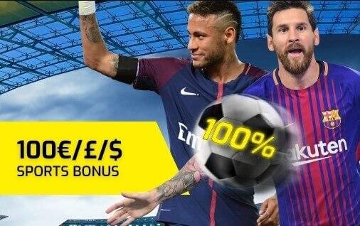 Campeonbet Sportsbook Bonus
