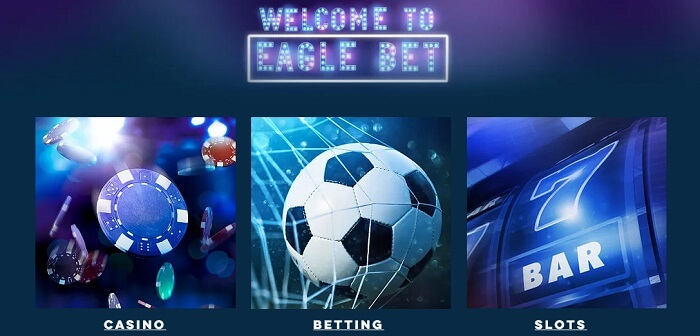 Welcome to Eagle Bet