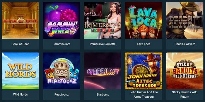 PlayPCF Casino Games