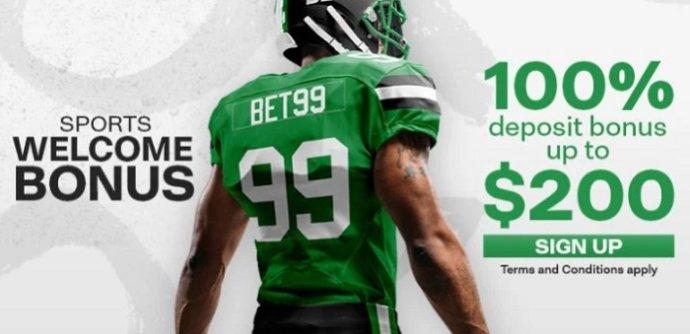 Bet99 Bonus