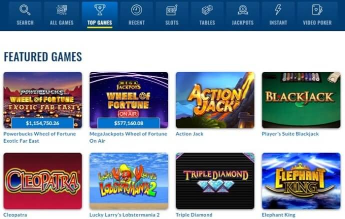 OLG Casino Games