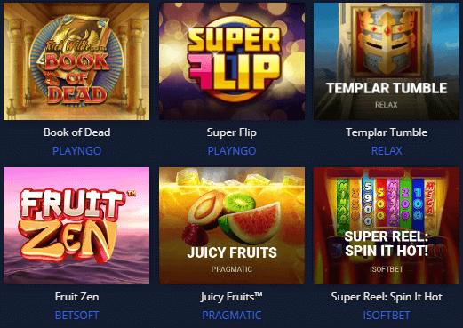 Rembrandt Casino Slot Games